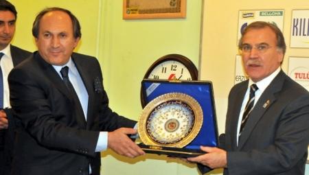 Şahin, Erzurum'da DAGC'ni tanıdı! 11
