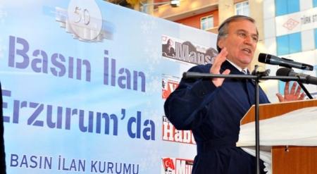 Şahin, Erzurum'da DAGC'ni tanıdı! 5
