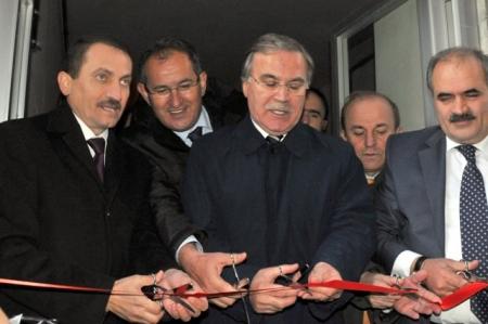Şahin, Erzurum'da DAGC'ni tanıdı! 6