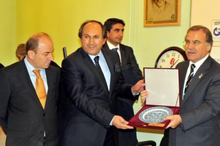 Şahin, Erzurum'da DAGC'ni tanıdı! 9