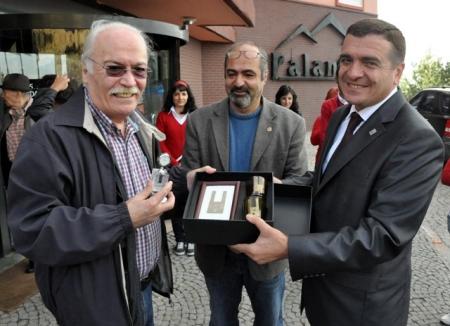 Sultan Erzurum'u çok sevdi! 2