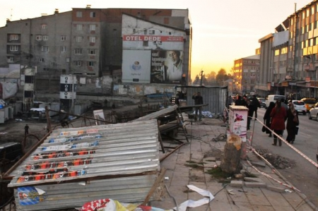 Erzurum'da bu rezalet sürecek 3