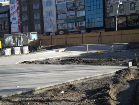 Erzurum 2011'e hazırlanıyor ama 1