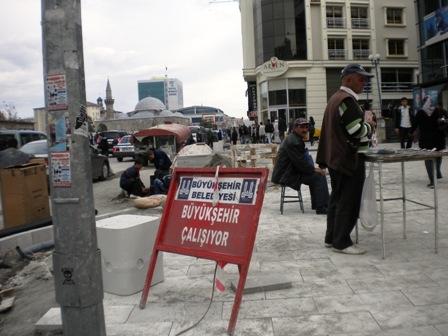 Erzurum 2011'e hazırlanıyor ama 5