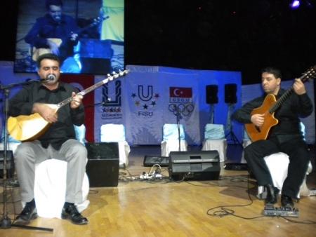 Erdal ve Sevcan Erzurum'u coşturdu! 1