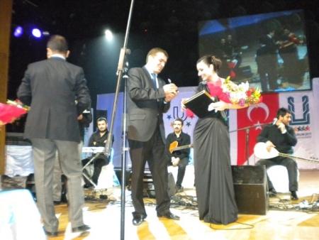 Erdal ve Sevcan Erzurum'u coşturdu! 13