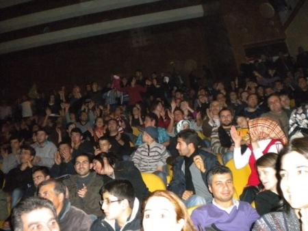 Erdal ve Sevcan Erzurum'u coşturdu! 5