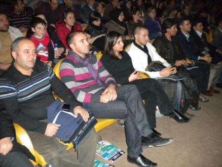 Erdal ve Sevcan Erzurum'u coşturdu! 7