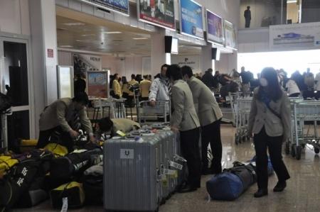 Erzurum'da 2011 yoğunluğu 2