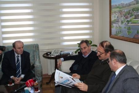 Üç bakan Erzurum'daydı!... 1