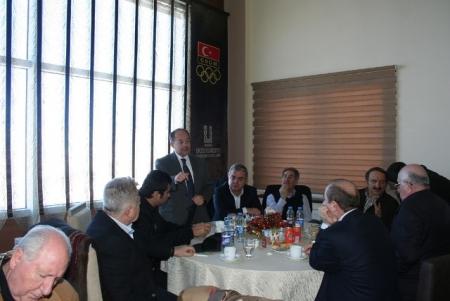 Üç bakan Erzurum'daydı!... 2