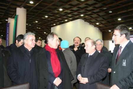 Üç bakan Erzurum'daydı!... 3