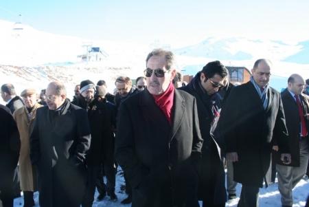 Üç bakan Erzurum'daydı!... 4