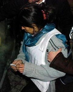 Sevgilisi  Erzurum'a çığırdı ve!... 2