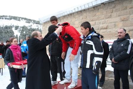 Kış spor oyunları sona erdi! 1