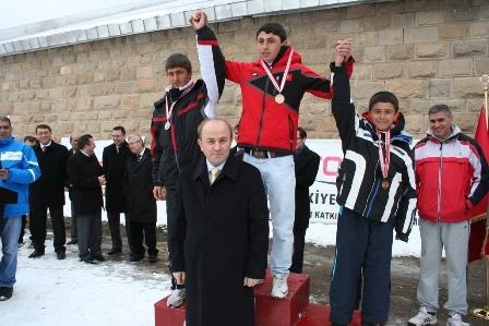 Kış spor oyunları sona erdi! 2