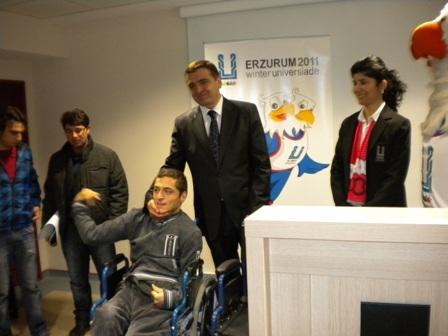 2011'den tekerlekli sandalye! 5