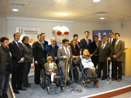 2011'den tekerlekli sandalye! 7