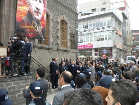 Çocuklar Erzurum'a ulaştı! 1