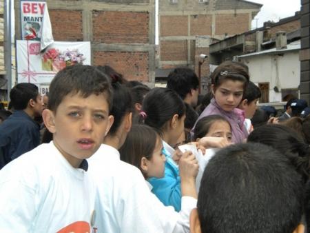 Çocuklar Erzurum'a ulaştı! 4