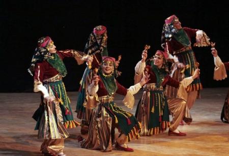 Erzurum'da dans gösterisi! 3