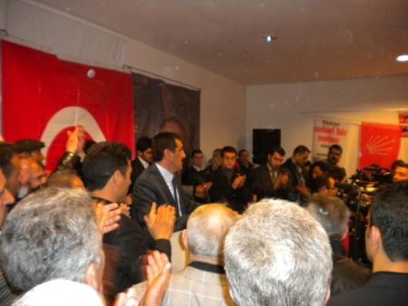 CHP'liler Salona sığmadı! 13