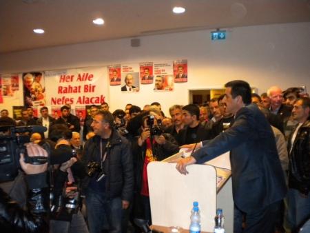 CHP'liler Salona sığmadı! 14