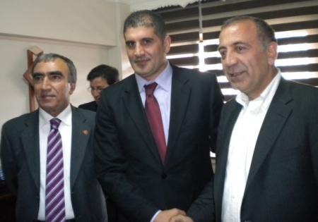 Akdağ'a Erzurum'da cevap verdi! 1