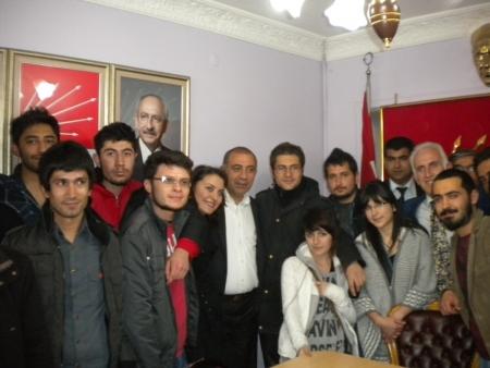 Akdağ'a Erzurum'da cevap verdi! 12