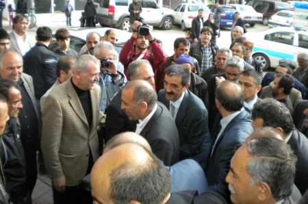 Akdağ'a Erzurum'da cevap verdi! 13