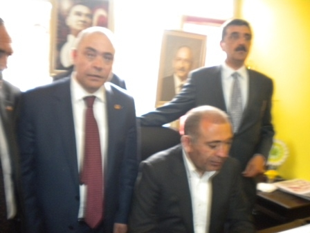 Akdağ'a Erzurum'da cevap verdi! 15