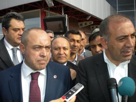 Akdağ'a Erzurum'da cevap verdi! 2