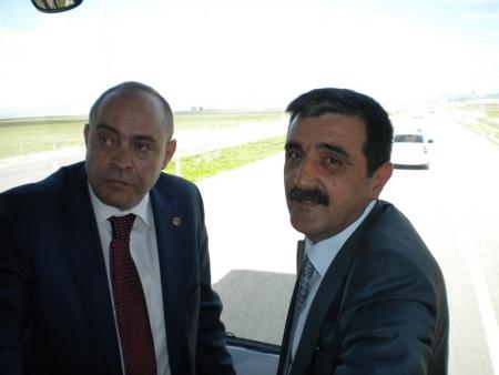 Akdağ'a Erzurum'da cevap verdi! 3