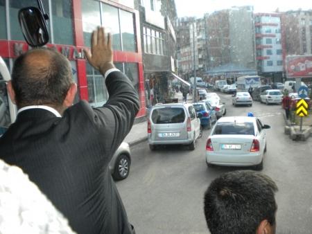 Akdağ'a Erzurum'da cevap verdi! 8