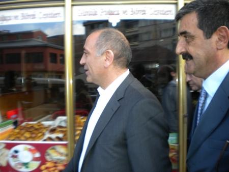 Akdağ'a Erzurum'da cevap verdi! 9