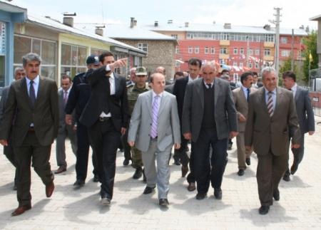 Karaçabon'da eğitime destek 1