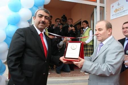 Karaçabon'da eğitime destek 2