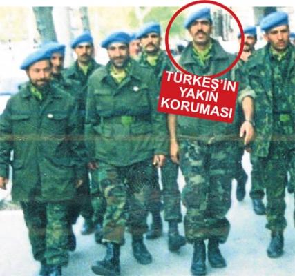 Türkeş'in koruması gözaltına alındı 1