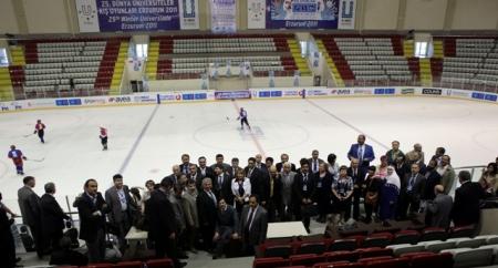 Rektörler Erzurum'da buluştu! 2