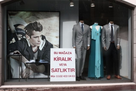 Erzurum'da esnaf böyle bitirildi 5