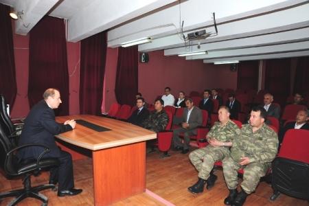 Erzurum'da seçim önlemleri 1