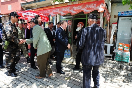 Erzurum'da seçim önlemleri 2