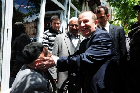 Erzurum'da seçim önlemleri 4