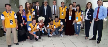 Erzurum'da Büyük ilgi gördüler! 1