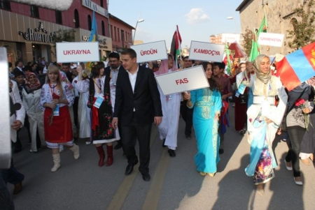 Erzurum'da Büyük ilgi gördüler! 3