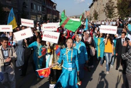 Erzurum'da Büyük ilgi gördüler! 4