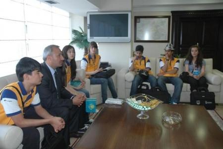 Erzurum'da Büyük ilgi gördüler! 6