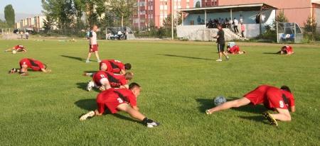 Erzurum BBspor hazırlıklara başladı 2