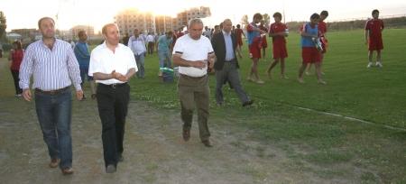 Erzurum BBspor hazırlıklara başladı 3
