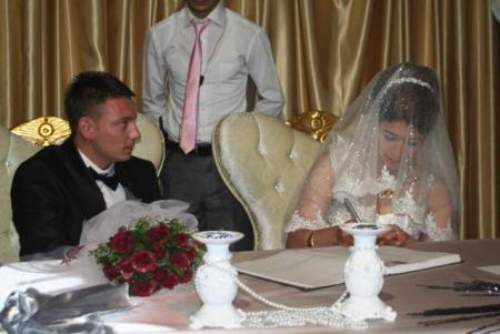 Şener tek oğlunu evlendirdi! 1